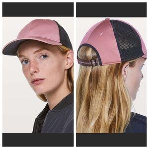 Lululemon Meshed Up Baller Baseball Hat Like New